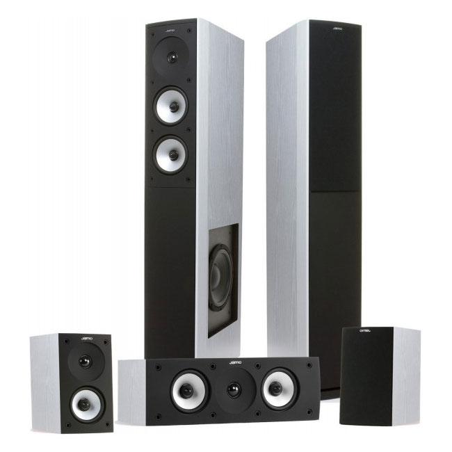 jamo s 626 hcs white ash enceintes hifi jamo sur ldlc. Black Bedroom Furniture Sets. Home Design Ideas