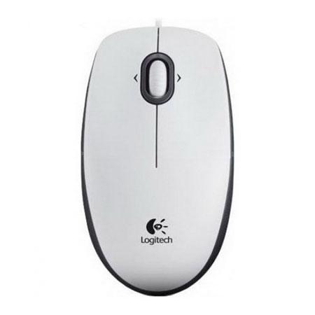 Logitech b100 optical usb mouse blanc souris pc - Souris ordinateur dessin ...