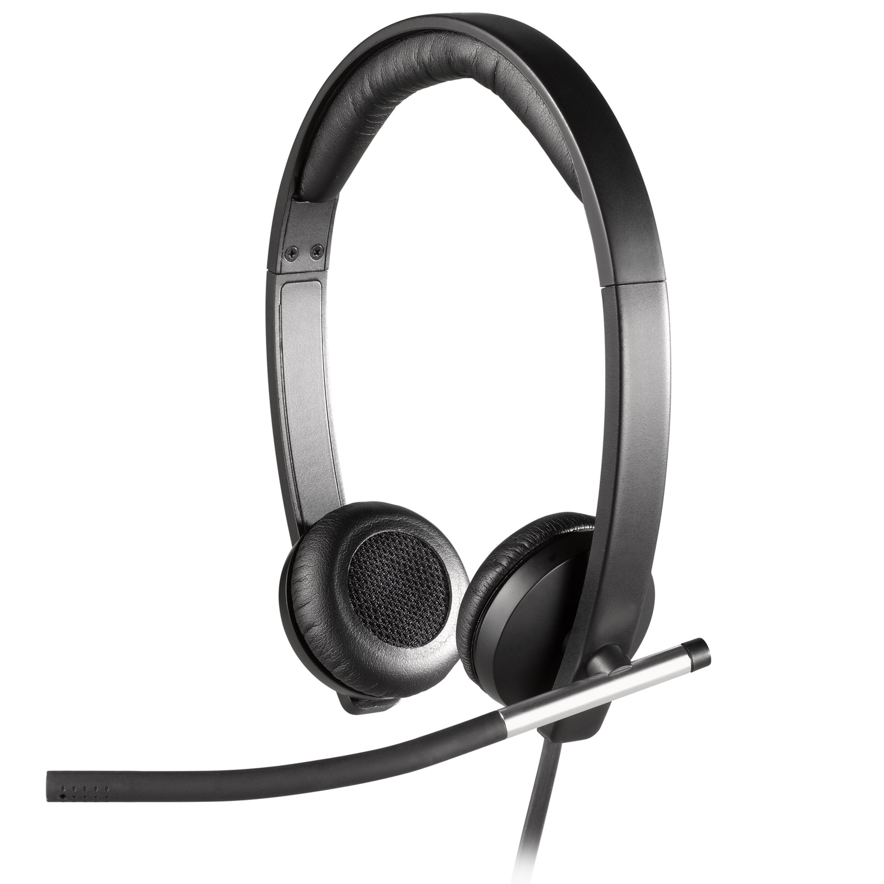 Micro-casque Logitech USB Headset Stéréo H650e Casque-micro stéréo