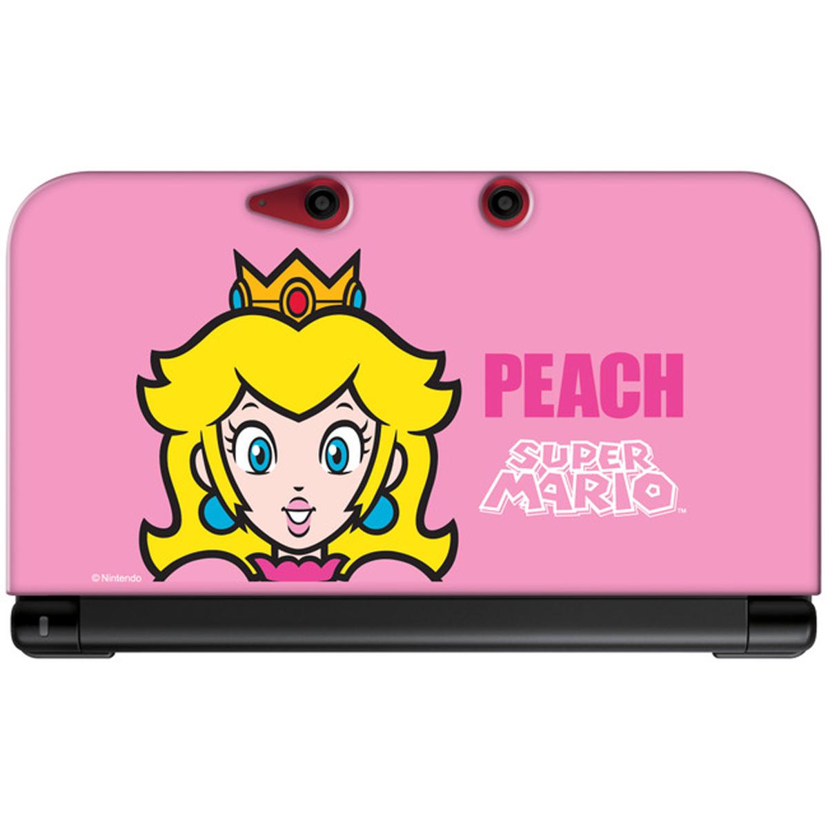 hori coque de protection silicone princesse peach nintendo 3ds xl accessoires ds et 3ds hori. Black Bedroom Furniture Sets. Home Design Ideas