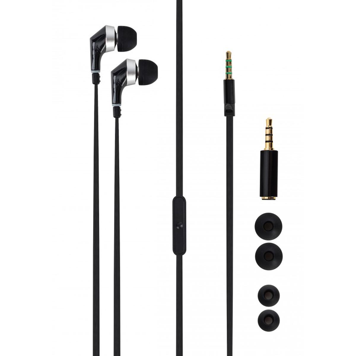 xqisit kit pi ton noir pour smartphone kit pi ton et casque xqisit sur ldlc. Black Bedroom Furniture Sets. Home Design Ideas