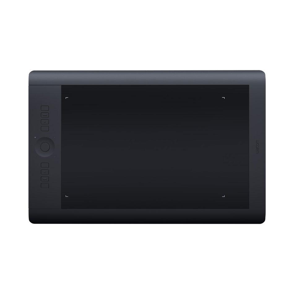 Tablette graphique Wacom Intuos Pro Large Tablette graphique professionnelle multi-touch (PC / Mac)