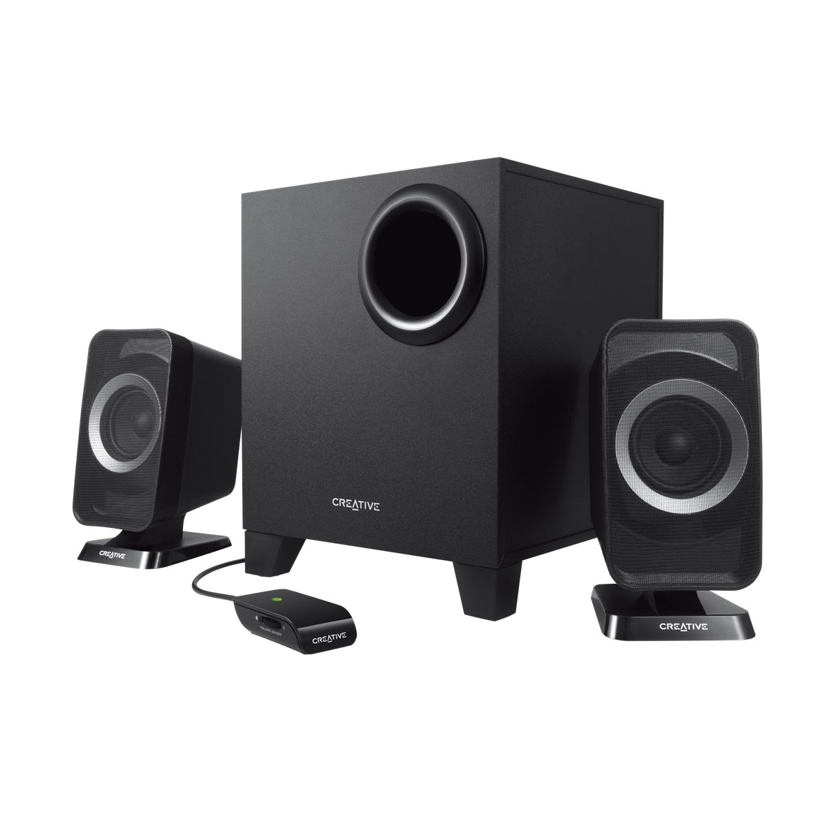 creative t3150 wireless enceinte pc creative technology. Black Bedroom Furniture Sets. Home Design Ideas