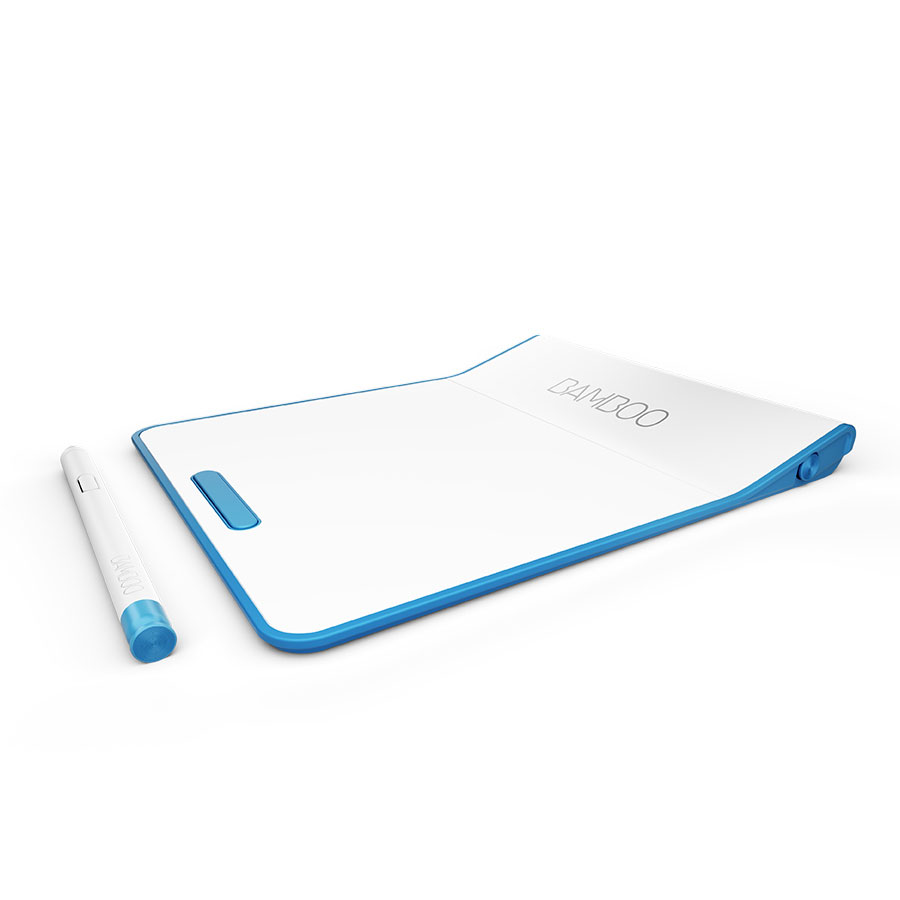 wacom bamboo pad bleu tablette graphique wacom sur ldlc. Black Bedroom Furniture Sets. Home Design Ideas