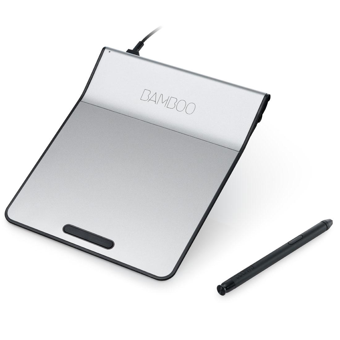 wacom bamboo pad usb tablette graphique wacom sur ldlc. Black Bedroom Furniture Sets. Home Design Ideas