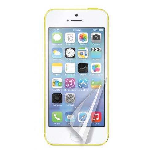 Accessoires iPhone xqisit iPhone 5C Screen Protector Film de protection anti-reflets pour Apple iPhone 5C