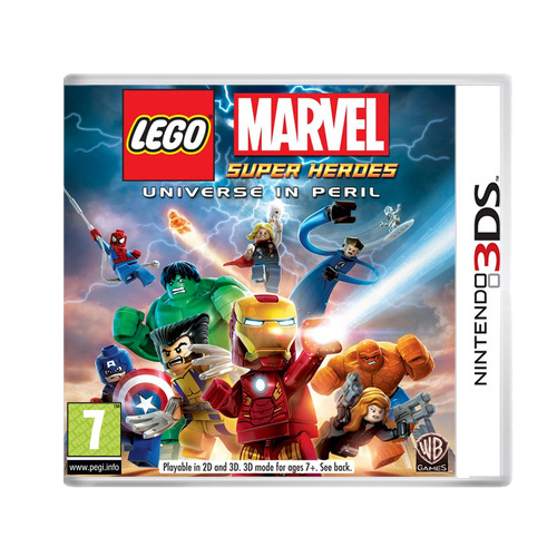 lego marvel super heroes nintendo 3ds 2ds jeux. Black Bedroom Furniture Sets. Home Design Ideas