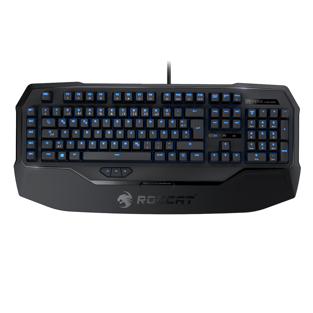 roccat ryos mk glow mx black clavier pc roccat sur ldlc. Black Bedroom Furniture Sets. Home Design Ideas