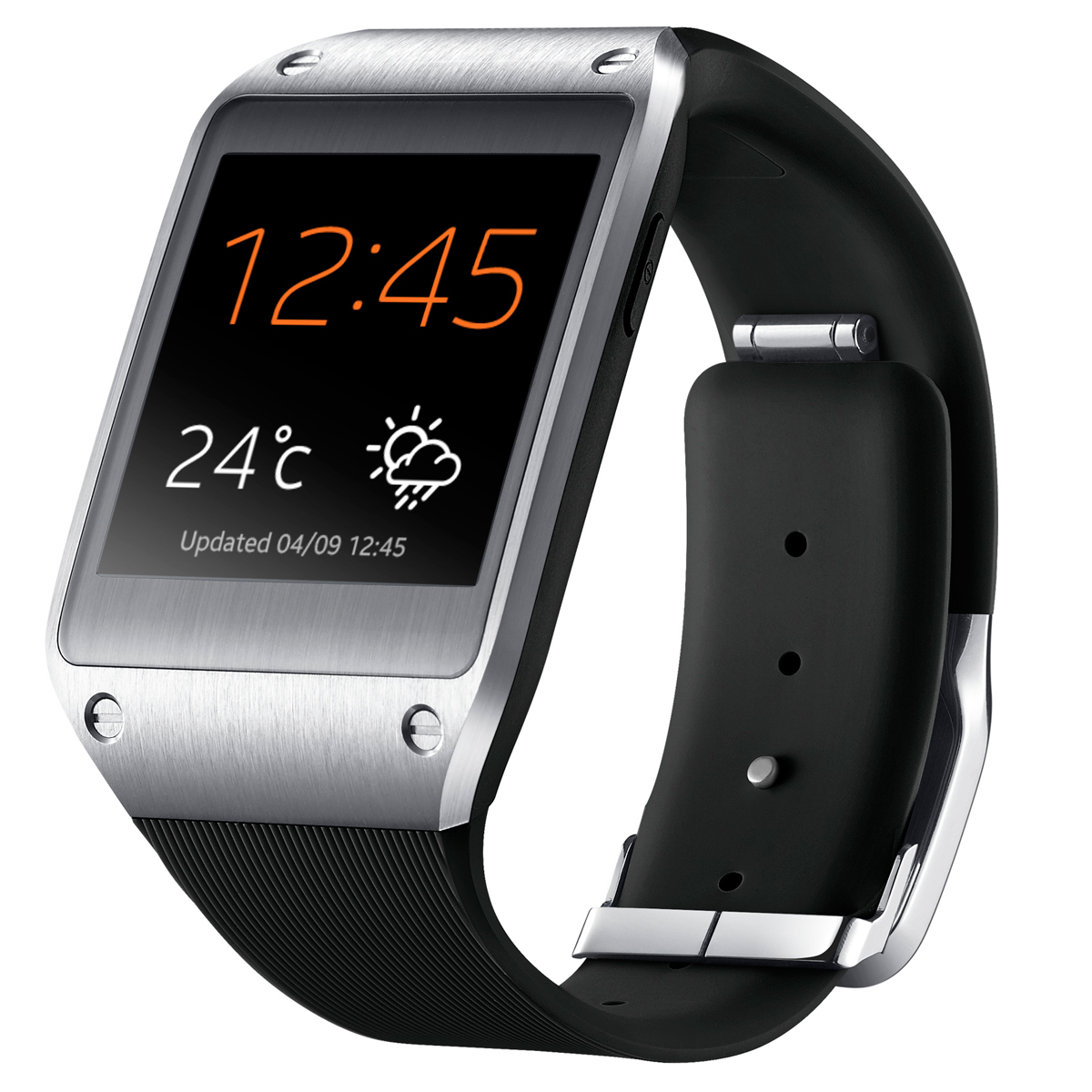 samsung galaxy gear smart freedom noir montre. Black Bedroom Furniture Sets. Home Design Ideas