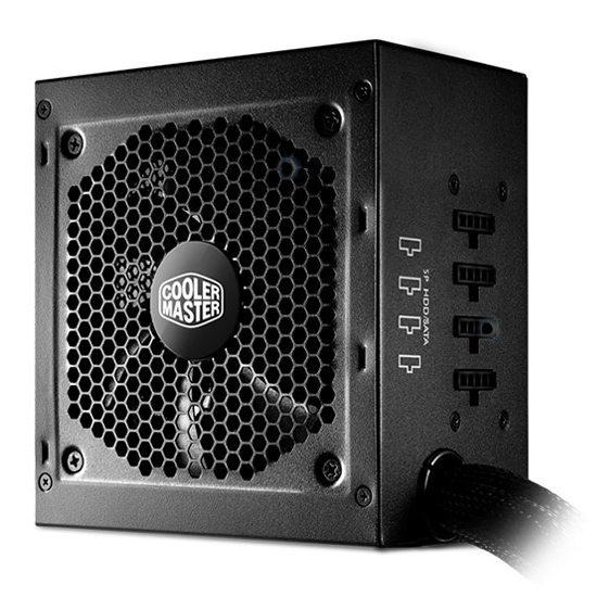 Alimentation PC Cooler Master G750M 80PLUS Bronze Alimentation modulaire 750W ATX v2.31 12V - 80PLUS Bronze