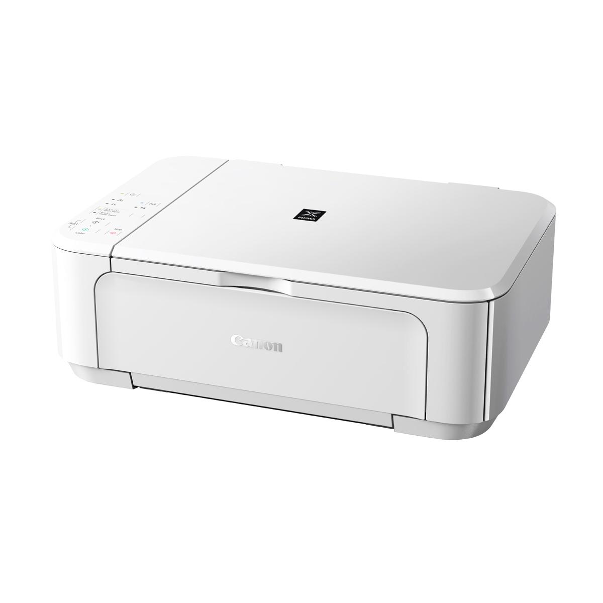 canon pixma mg3550 blanche imprimante multifonction. Black Bedroom Furniture Sets. Home Design Ideas