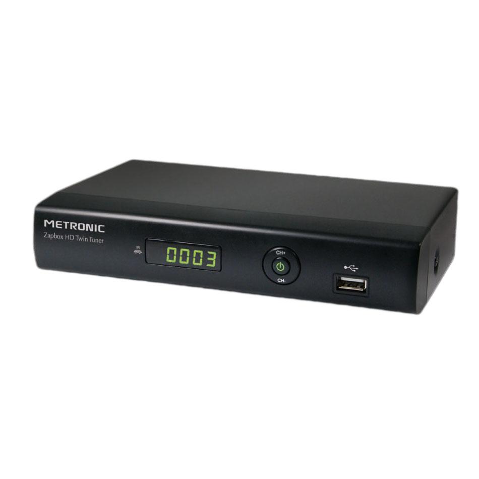 Metronic zapbox eh d2 adaptateur tnt sat metronic sur ldlc - Tnt hd decodeur ...