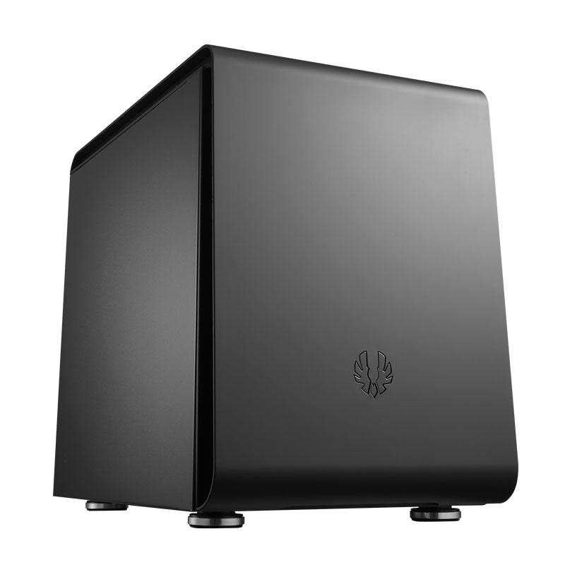 Boîtier PC BitFenix Phenom Mini-ITX (noir) Boitier mini tour compatible mini ITX (noir)