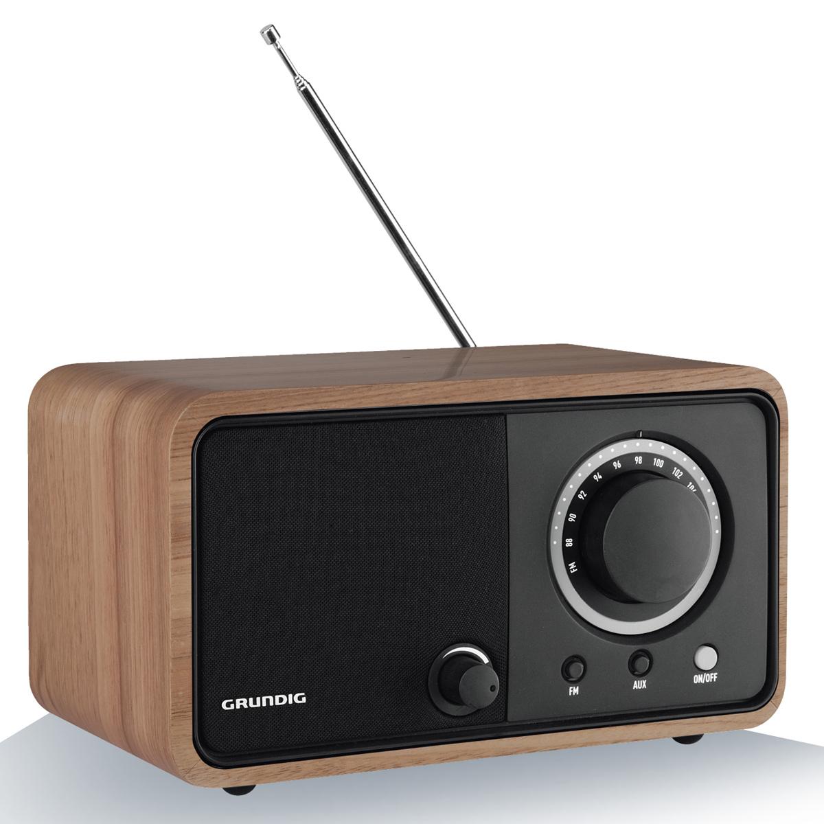 grundig tr 1200 ch ne radio radio r veil grundig sur ldlc. Black Bedroom Furniture Sets. Home Design Ideas