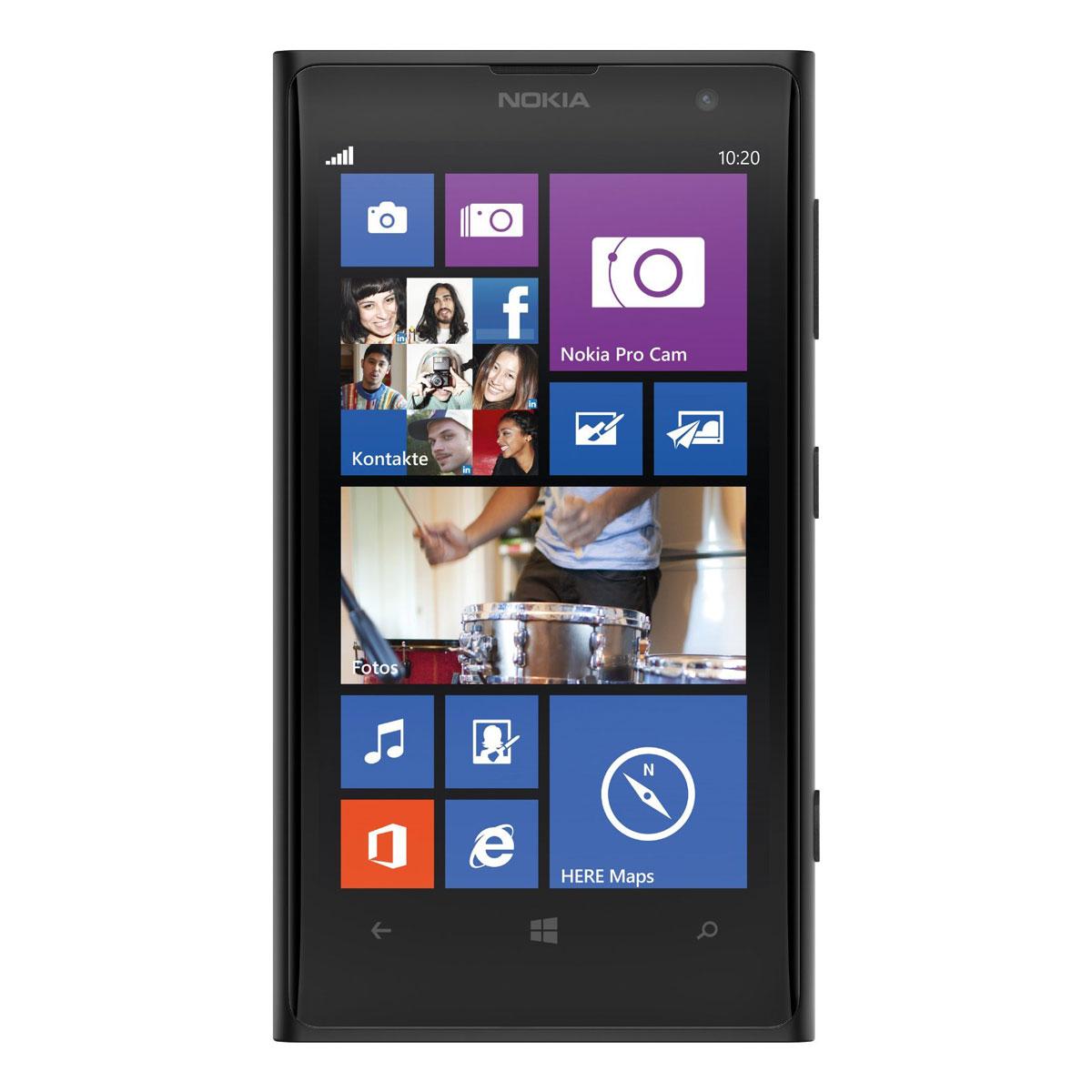Nokia Lumia 1020 Noir - Mobile & smartphone Nokia sur LDLC