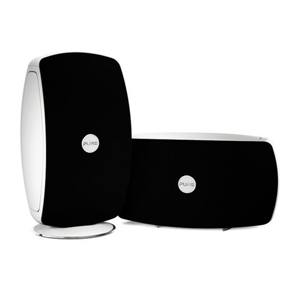 pure jongo t6 noir et blanc dock enceinte bluetooth pure sur ldlc. Black Bedroom Furniture Sets. Home Design Ideas