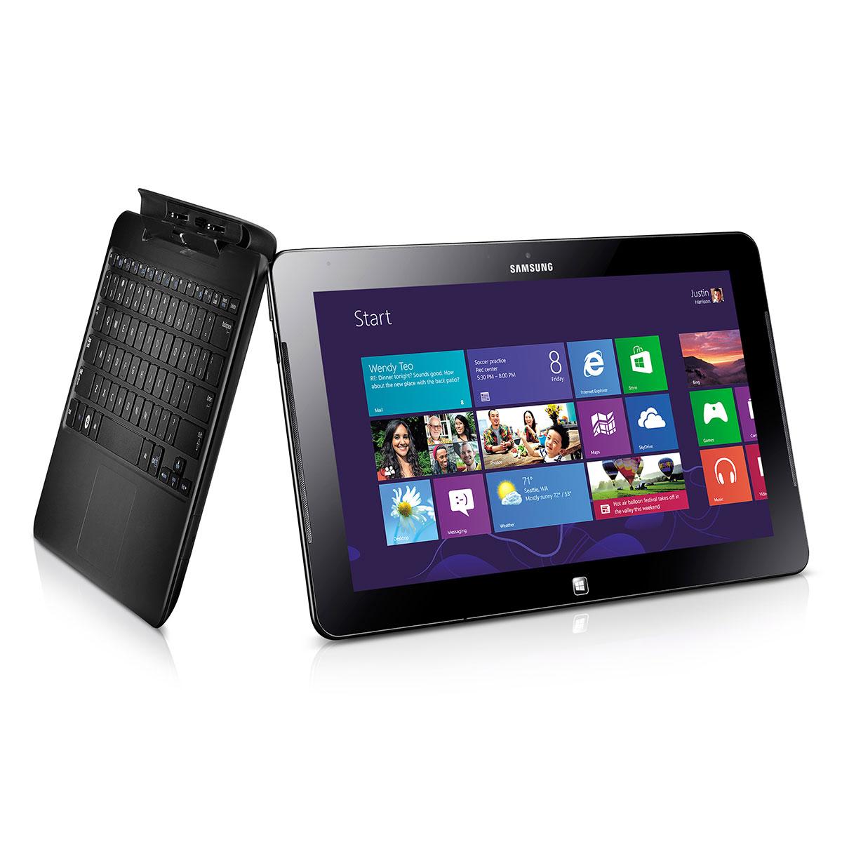 samsung ativ smart pc 700t1c g01fr tablette tactile. Black Bedroom Furniture Sets. Home Design Ideas