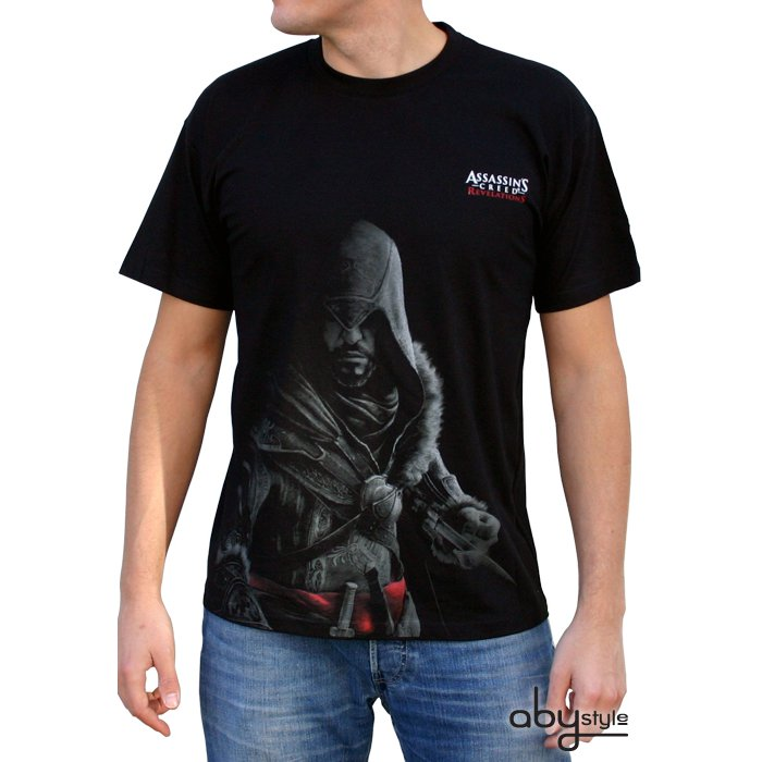 "Jeux et Accessoires Abystyle T-shirt ""Revelations"" Assassin's Creed Revelations Taille L Abystyle T-shirt ""Revelations"" Assassin's Creed Revelations Taille L"