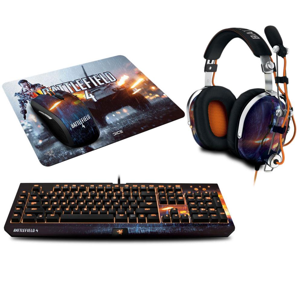 razer battlefield 4 gaming pack pack clavier souris razer sur ldlc. Black Bedroom Furniture Sets. Home Design Ideas