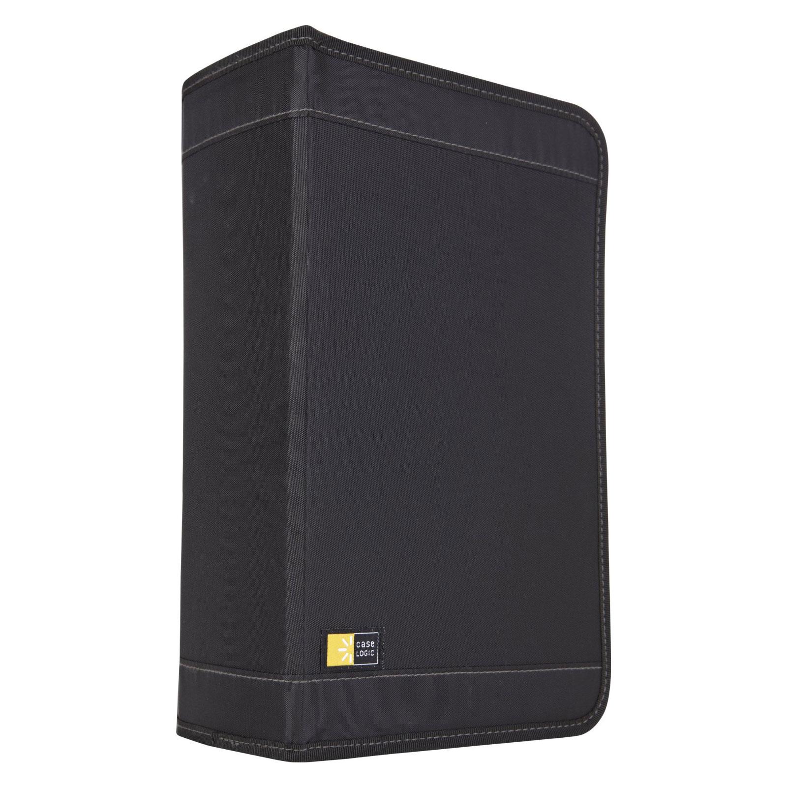 Pochette CD / DVD Case Logic CDW-128 Etui de rangement pour 128 CD/DVD/BD