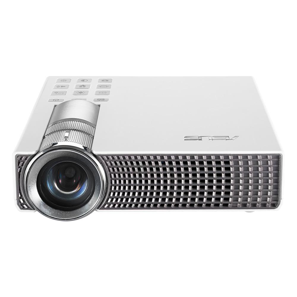 Vidéoprojecteur ASUS P2B Vidéoprojecteur LED DLP WXGA 350 lumens lecteur micro SD