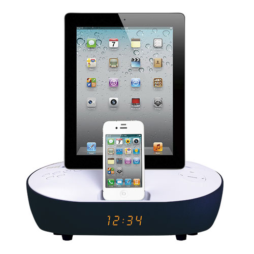Vieta vh is112wh blanc dock enceinte bluetooth vieta sur ldlc - Enceinte iphone ipad ...