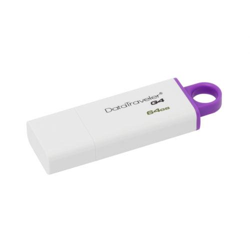 Clé USB Kingston DataTraveler i G4 64 Go Clé USB 3.0 64 Go (garantie constructeur 5 ans)