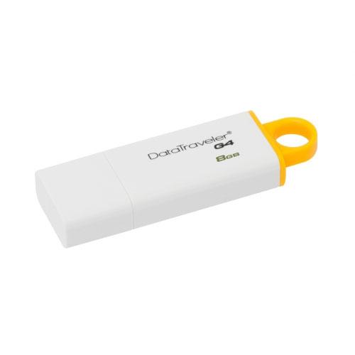 Clé USB Kingston DataTraveler i G4 8 Go Clé USB 3.0 8 Go (garantie constructeur 5 ans)