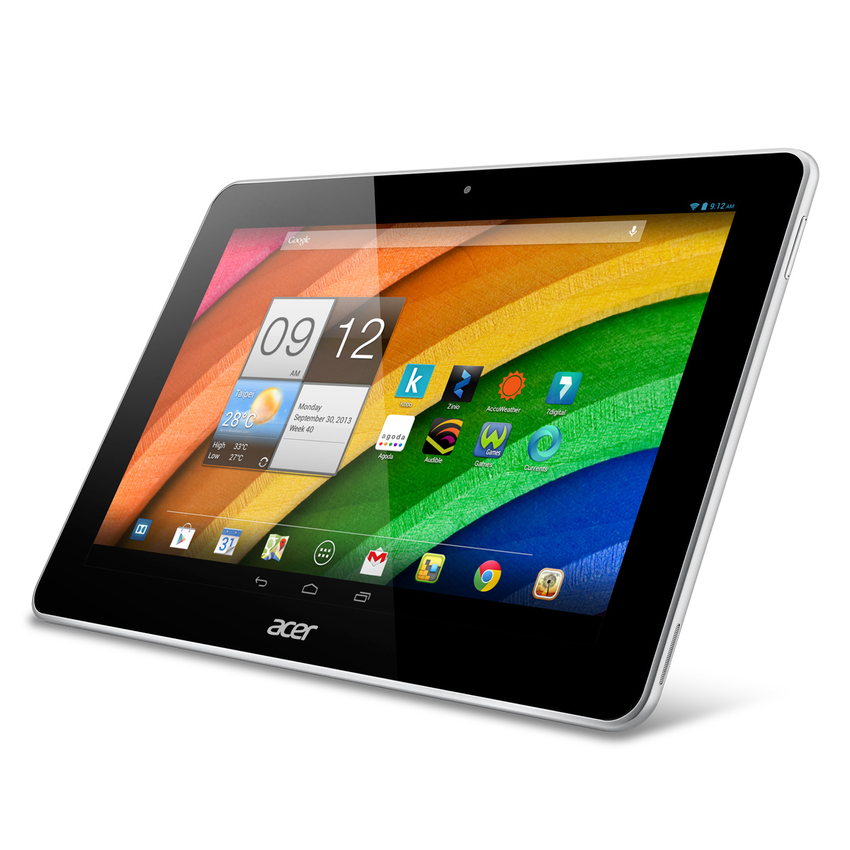 acer iconia a3 a10 nt achat vente tablette tactile sur. Black Bedroom Furniture Sets. Home Design Ideas