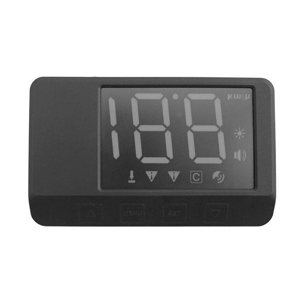 beeper re599hudgps compteur de vitesse autonome gps afficheur t te haute ref ebay. Black Bedroom Furniture Sets. Home Design Ideas