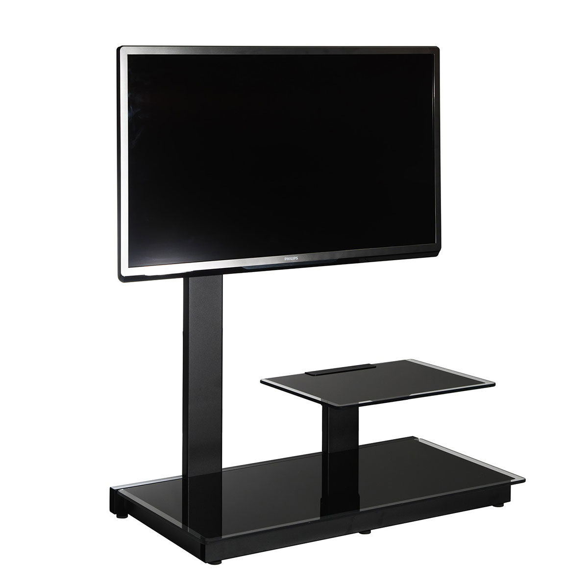 Erard stileo m meuble tv erard group sur ldlc for Meuble tv etagere