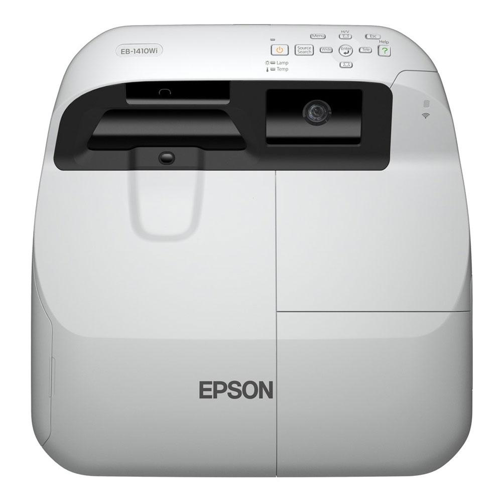 Epson eb 1400wi v11h481040 achat vente - Support plafond videoprojecteur epson ...