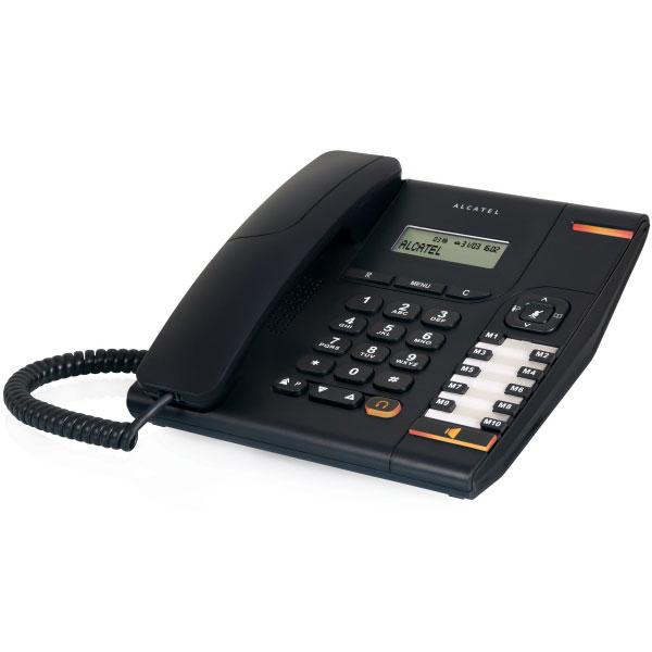 Téléphone filaire Alcatel Temporis 580 Noir Téléphone filaire