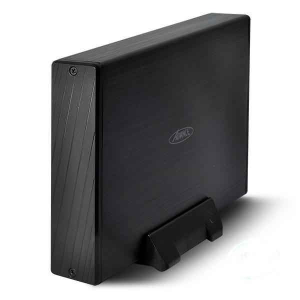 Boîtier disque dur Advance Velocity Disk S8 Boitier externe USB 3.0 en aluminium pour disque dur 3.5'' SATA