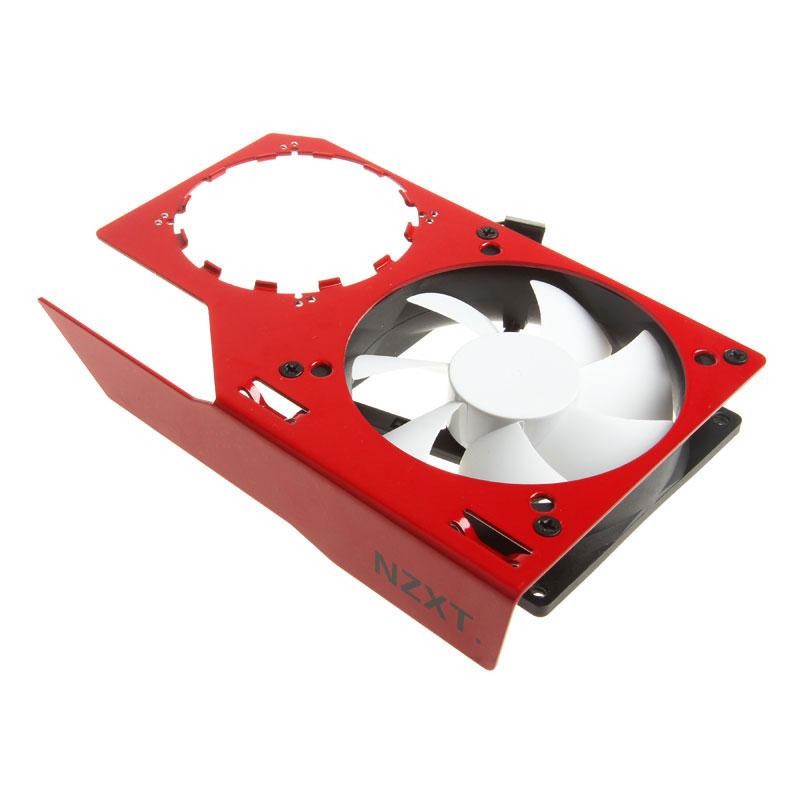 Ventilateur carte graphique NZXT Kraken G10 (rouge) Système de refroidissement compatible watercoolingpour carte graphique