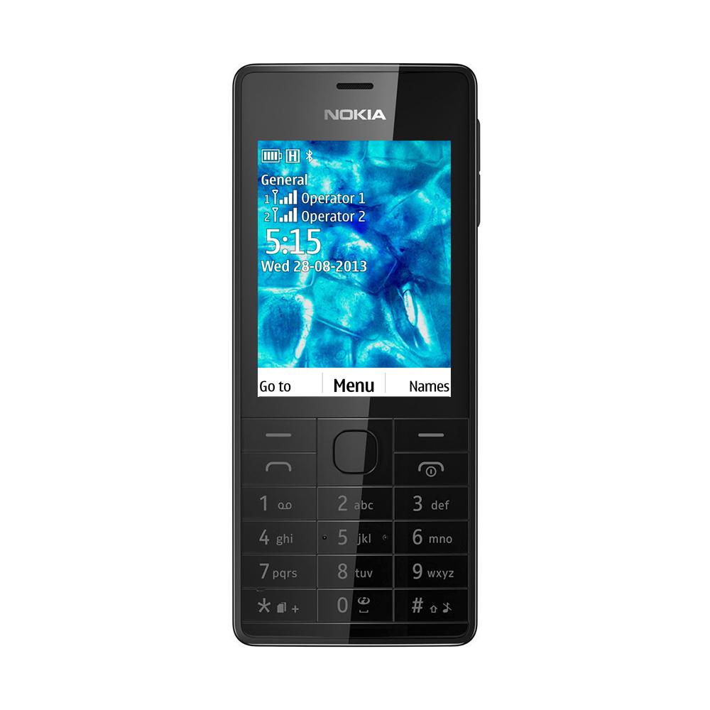 nokia 515 double sim noir a00014334 achat vente mobile smartphone sur. Black Bedroom Furniture Sets. Home Design Ideas