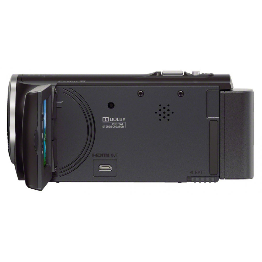 Sony hdr cx220 noir lcs bbe noir carte sd 8 go for Housse camescope