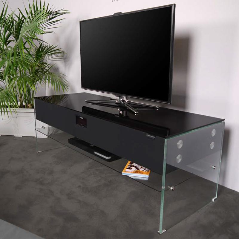 Norstone scala meuble tv norstone sur ldlc for Meuble tv norstone
