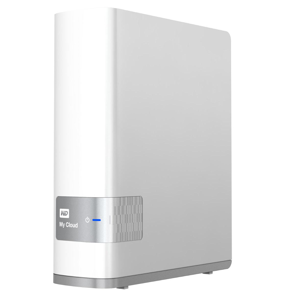 Disque dur externe WD My Cloud 4 To Serveur de stockage multimédia