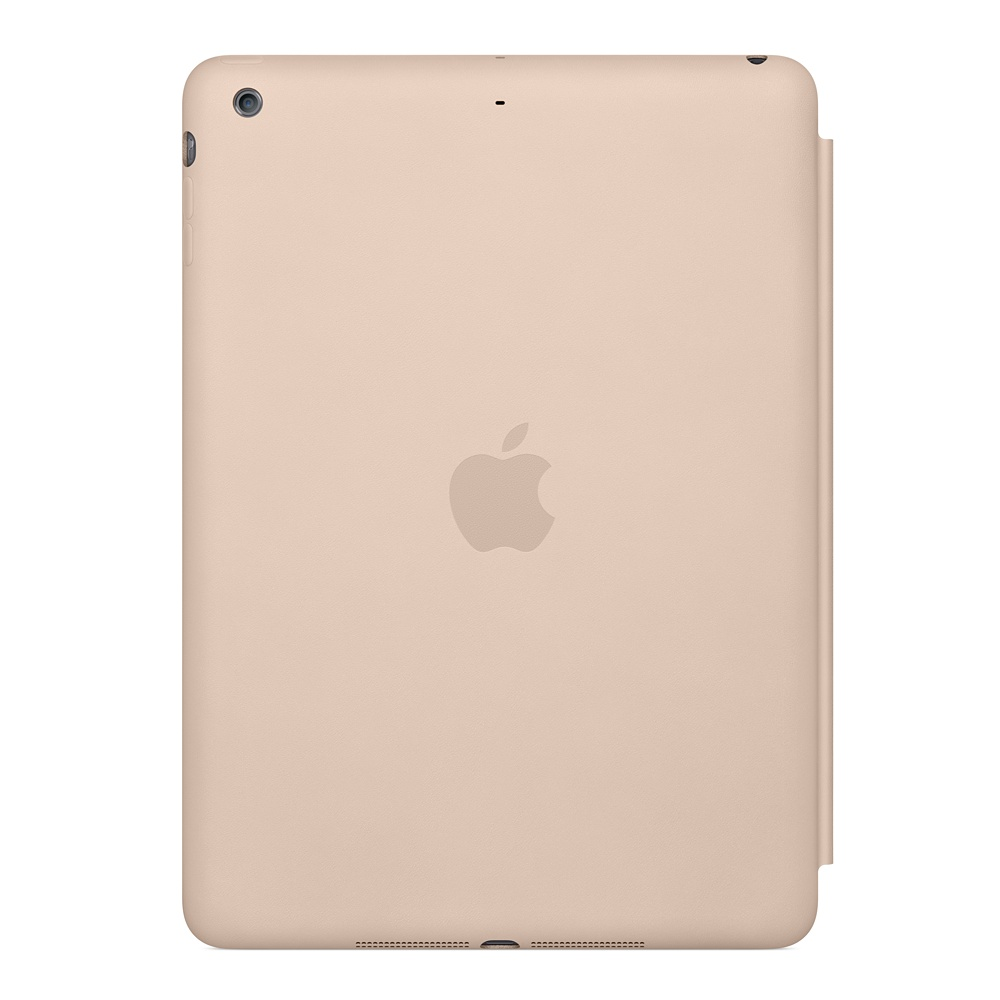 apple smart case cuir beige ipad air mf048zm a mf048zm a achat vente accessoires. Black Bedroom Furniture Sets. Home Design Ideas