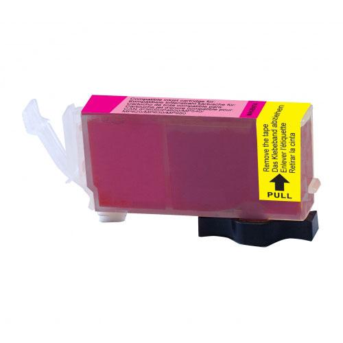 Cartouche imprimante Cartouche compatible CLI-521M (Magenta) Cartouche d'encore magenta compatible Canon CLI-521 M
