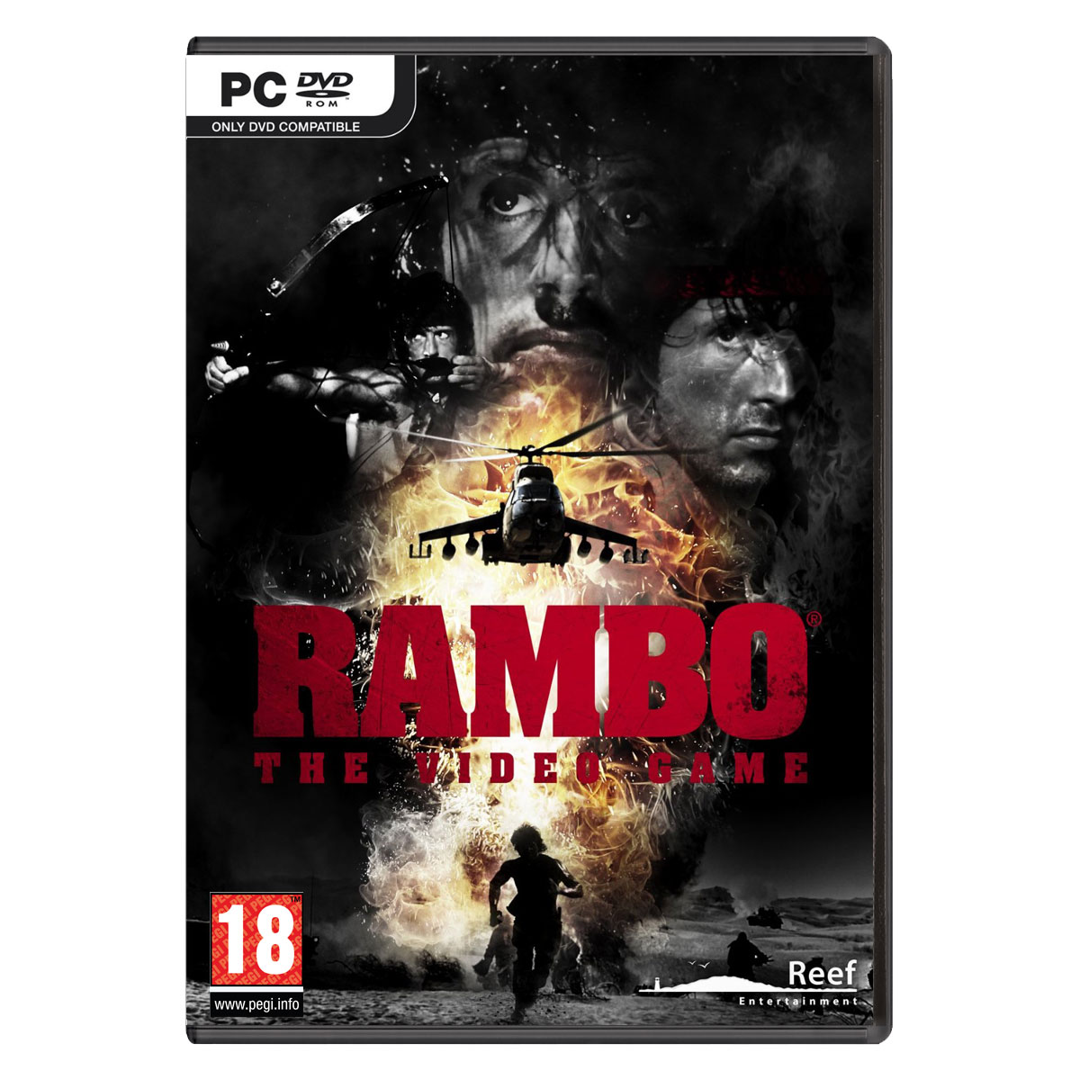 Jeux PC Rambo : The Video Game (PC) Rambo : The Video Game (PC)