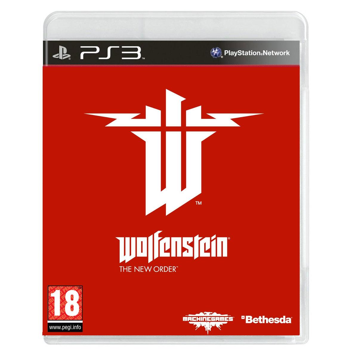 LDLC.com Wolfenstein : The New Order (PS3) Wolfenstein : The New Order (PS3)