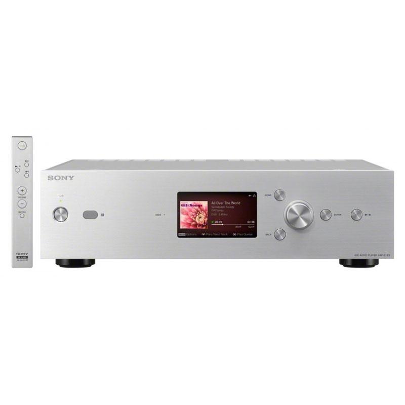 Serveur audio Sony HAP-Z1ES Lecteur audio HDD de 1 To Wi-Fi et Ethernet avec écran LCD