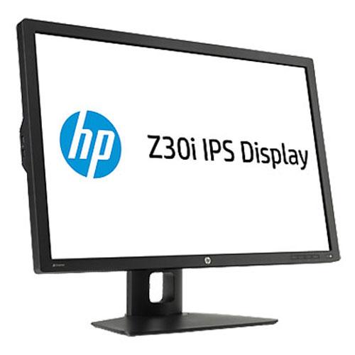 "Ecran PC HP 30"" LED - Z30I 2560 x 1600 pixels - 8 ms - Format large 16/10 - Dalle IPS Gen 2 - DisplayPort - Hub USB - Noir"