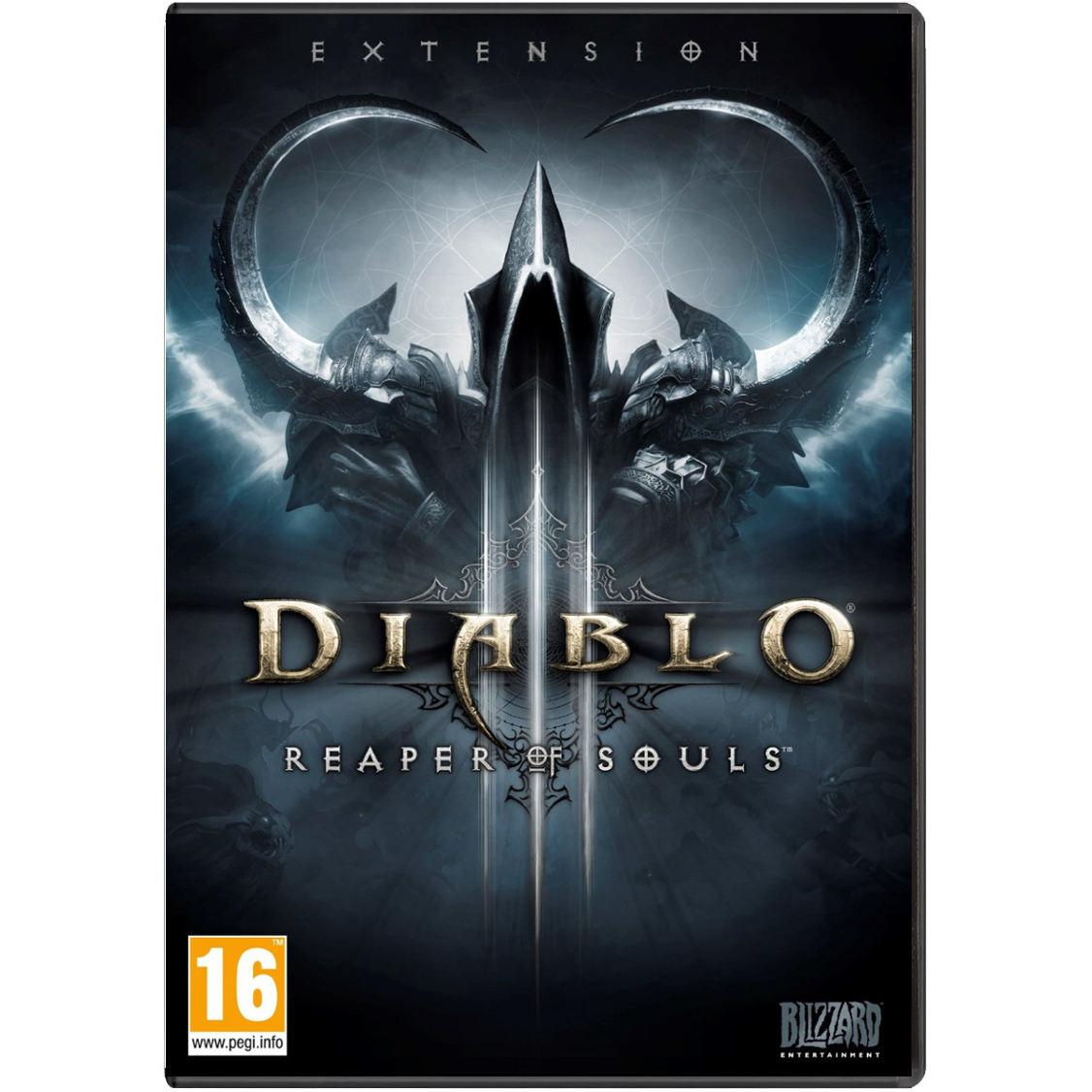 Jeux PC Diablo III : Reaper of Souls (PC/MAC) Diablo III : Reaper of Souls (PC/MAC)