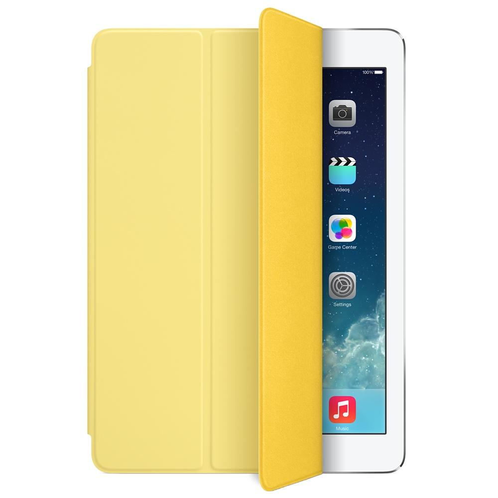 Accessoires Tablette Apple iPad Air Smart Cover Jaune Protection écran pour iPad Air