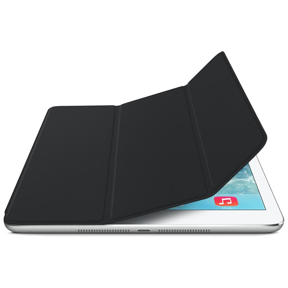 apple ipad air smart cover noir mf053zm a achat vente accessoires tablette sur. Black Bedroom Furniture Sets. Home Design Ideas