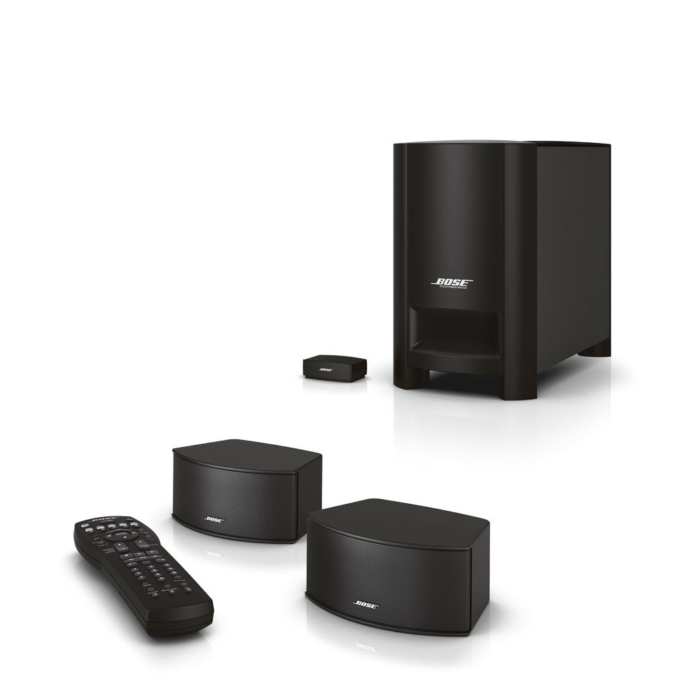 bose cinemate gs ensemble home cinema ensemble home. Black Bedroom Furniture Sets. Home Design Ideas