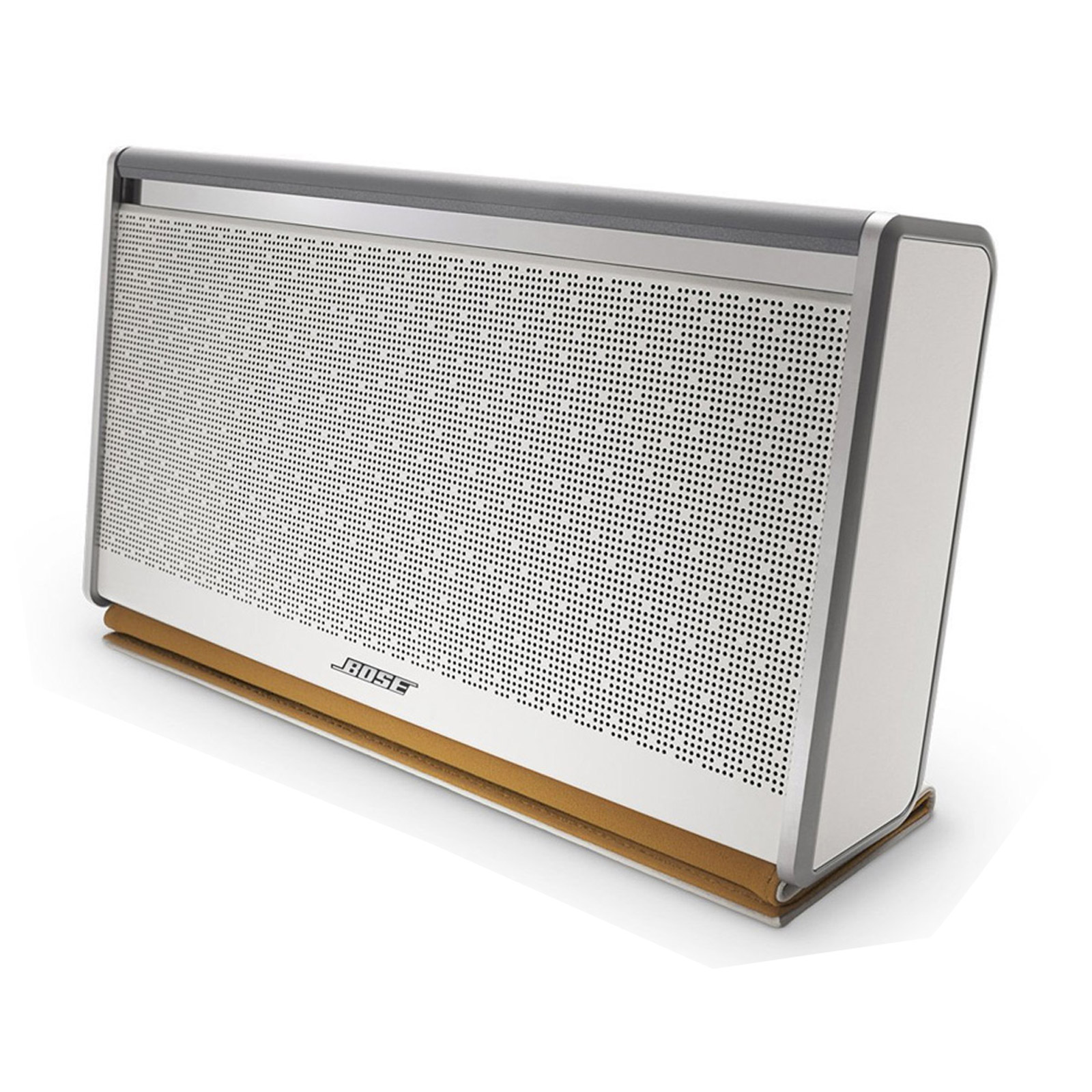 bose soundlink ii cuir blanc soundlink mobile cuir white. Black Bedroom Furniture Sets. Home Design Ideas